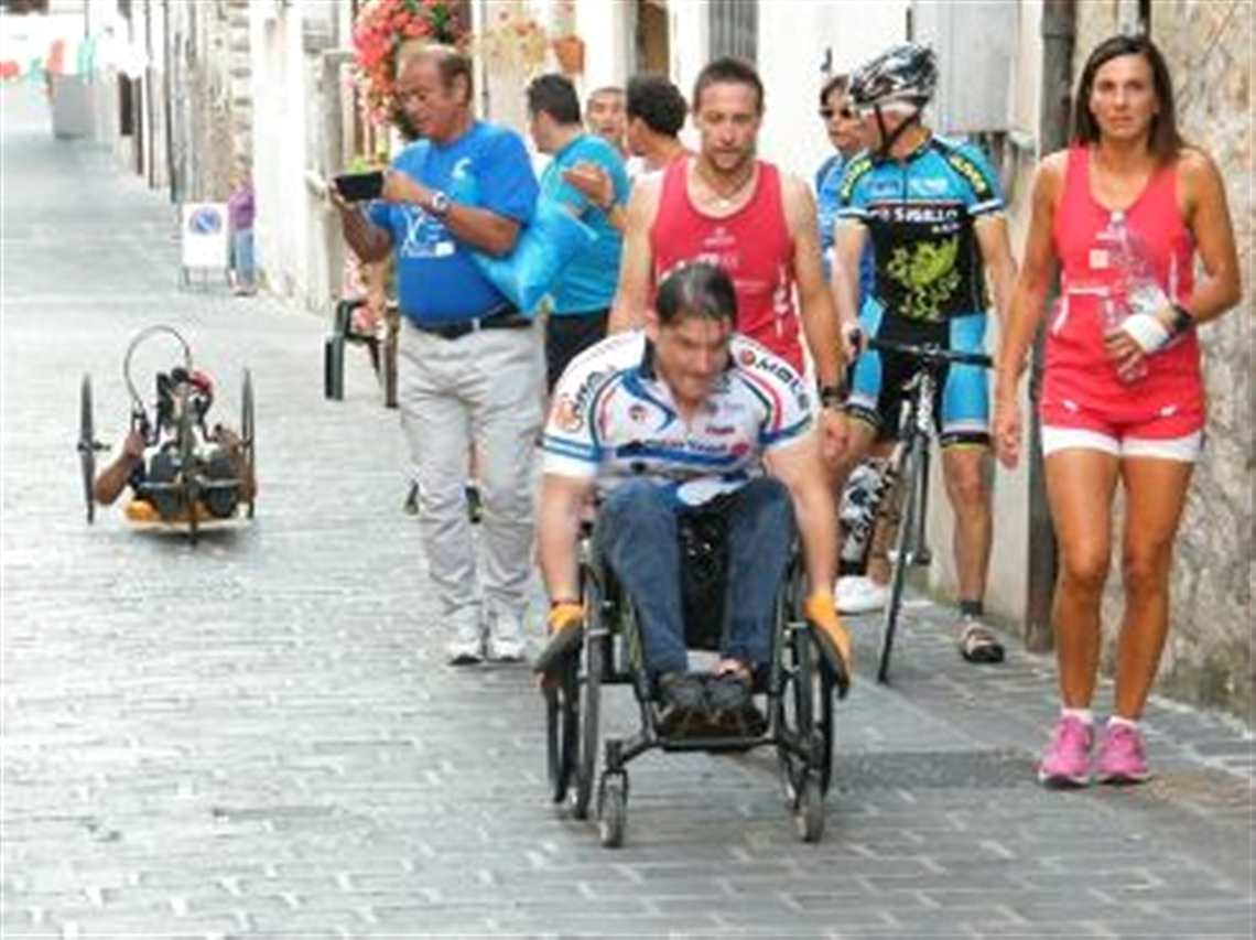 Notte Bianca dello Sport Paralimpico